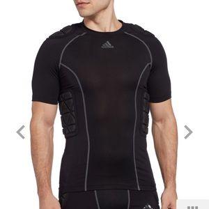 Adidas Men's tech padded football shirt